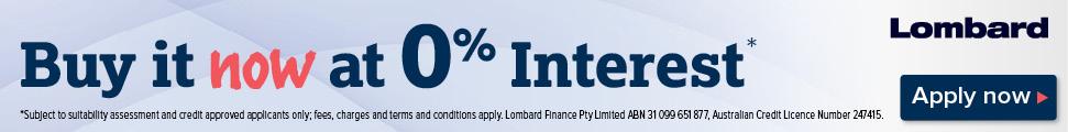 Lomard 0% interest offer